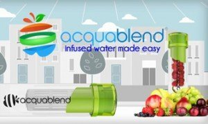 acquablend infused water