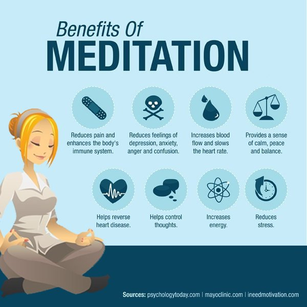 Meditation Benefits: Are you ready to feel great?