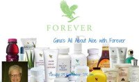 Ginas All About Aloe with Forever
