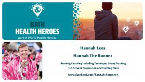 Hannah Lees The Runner on TotalWellnessClub